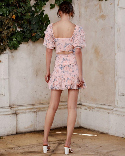 Twosisters The Label Ophelia Dress Pink