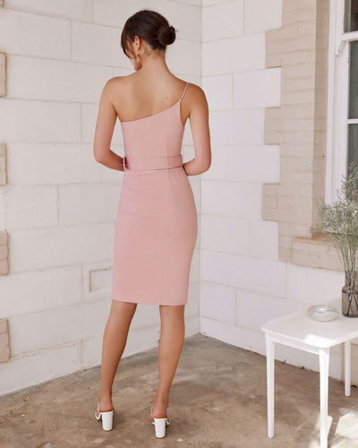 Twosisters The Label Leticia Dress Pink