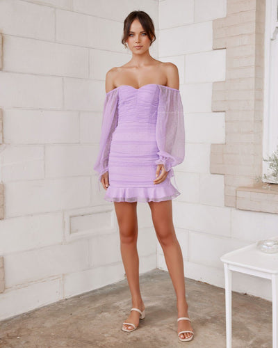 Twosisters The Label Harriette Dress Wisteria