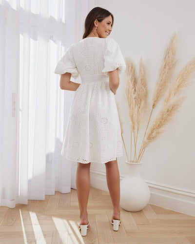 Twosisters The Label Milani Dress White