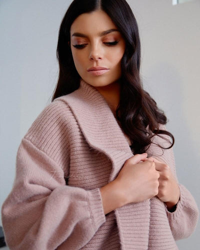 Twosisters The Label Dannie Knit Dusty Pink