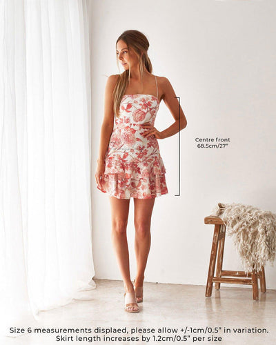 Twosisters The Label Sunset Dress Floral