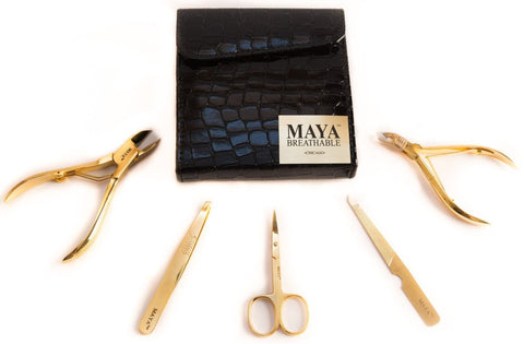 18k Pro Series Manicure Kit - Manicure/Pedicure Accessories - Maya Cosmetics