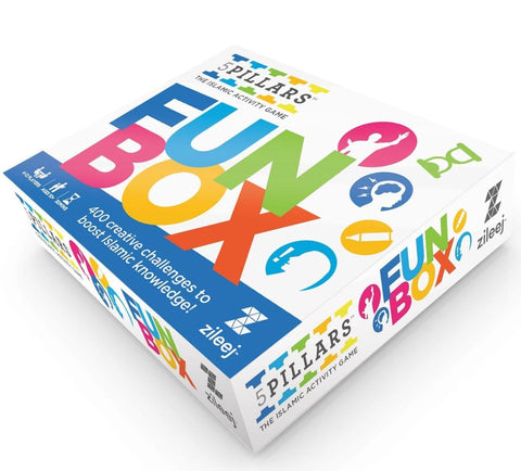 5Pillars Funbox (English) - Games - Zileej