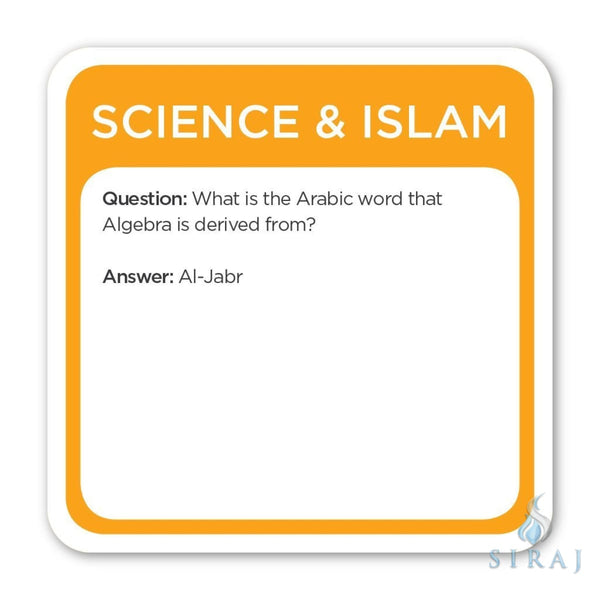 5Pillars Trivia Burst: Science and Islam (English) - Games - Zileej