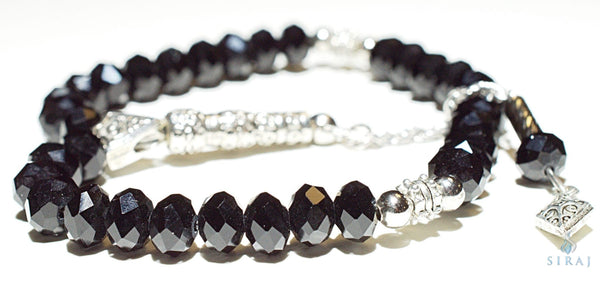 Acrylic Crystal Tesbih - Prayer Beads - Siraj