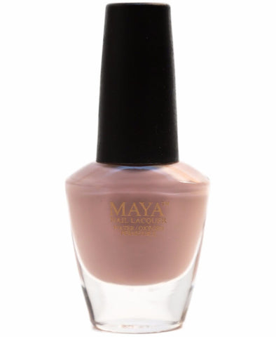Barely There Nail Polish - Nail Polish - Maya Cosmetics
