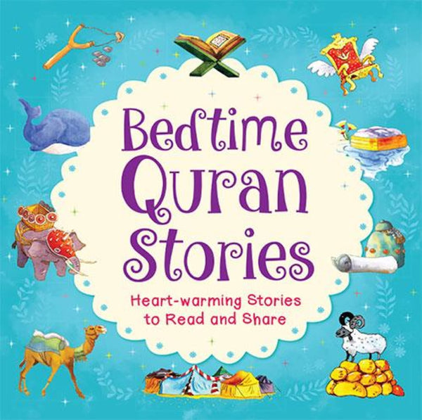 Bedtime Quran Stories (Hardcover) - Childrens Books - Goodword Books