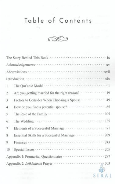 Before You Tie the Knot: A Guide for Couples - Islamic Books - Salma Abugideiri
