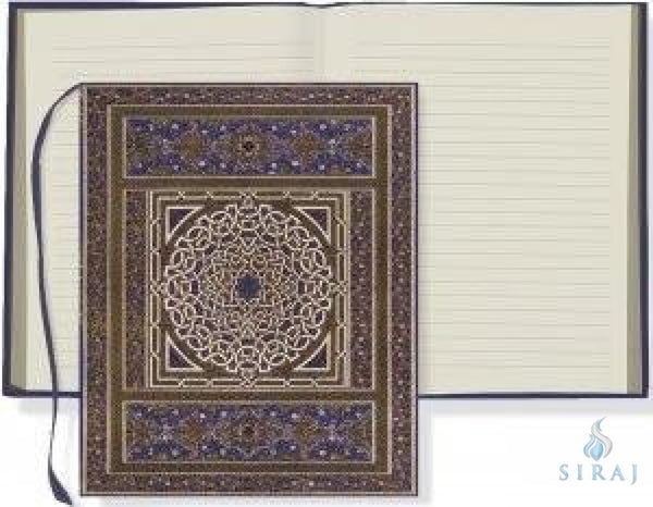 Blue Medallions Journal - Journal - Siraj