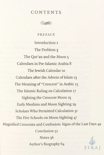 Caesarean Moon Births: Calculations Moon Sighting and The Prophetic Way - Islamic Books - Sandala
