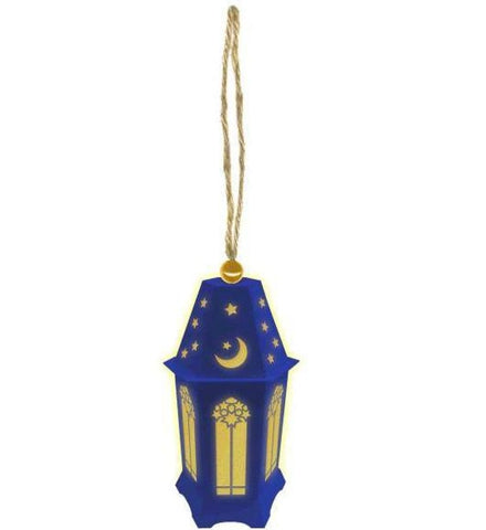 Eid Celebration Mini LED Lantern - Lights - Amscan