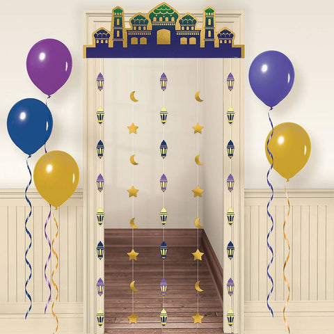 Eid Doorway Curtain - Party Decor - Amscan