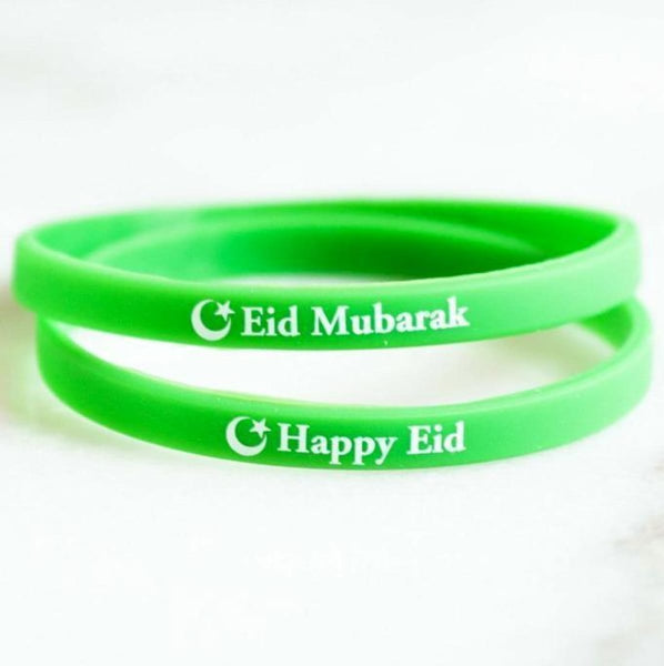 Eid Wrist Band Favors - Party Favors - With A Spin