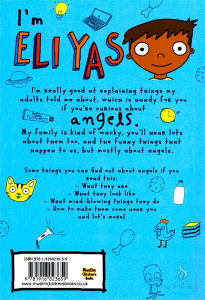 Eliyas Explains: Angels - Children's Books - Zanib Mian