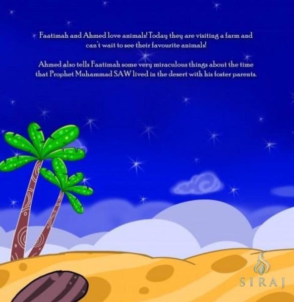 Faatimah & Ahmed: Miracles In The Desert - Childrens Books - Dakwah Corner Publications