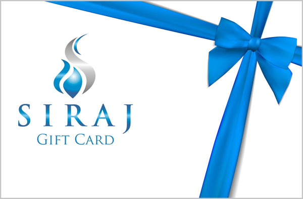 Gift Cards - Gift Cards - Siraj