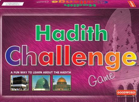 Hadith Challenge Game - Games - Goodword Books