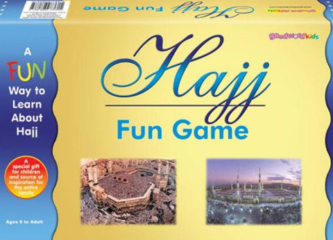 Hajj Fun Game - Games - Goodword Books