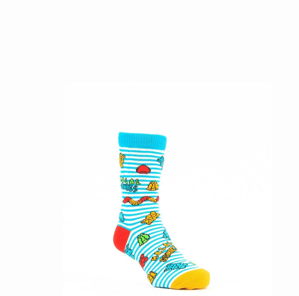 Halal Gummies Kids Socks - Kids 4-6 Years - Socks - Halal Socks