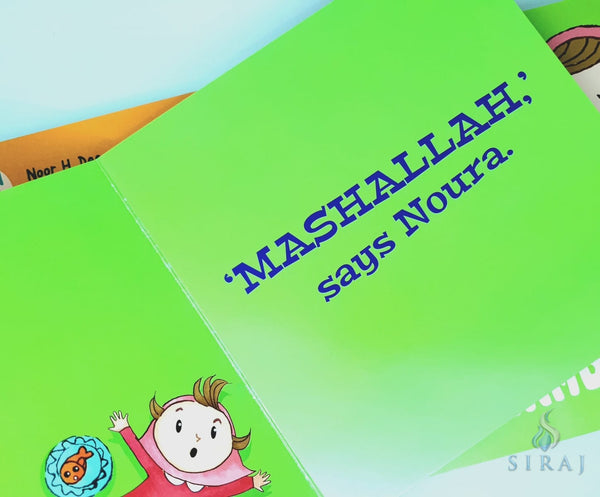 I Say Collection with Nabil and Noura: 4 Book Set - Children's Books - The Islamic Foundation