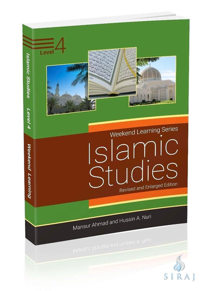 Islamic Studies Level 4 (Revised and Enlarged Edition) - Islamic Books - Weekend Learning Publishers