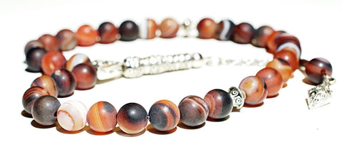 Jupiter Agate Tesbih - Prayer Beads - Siraj