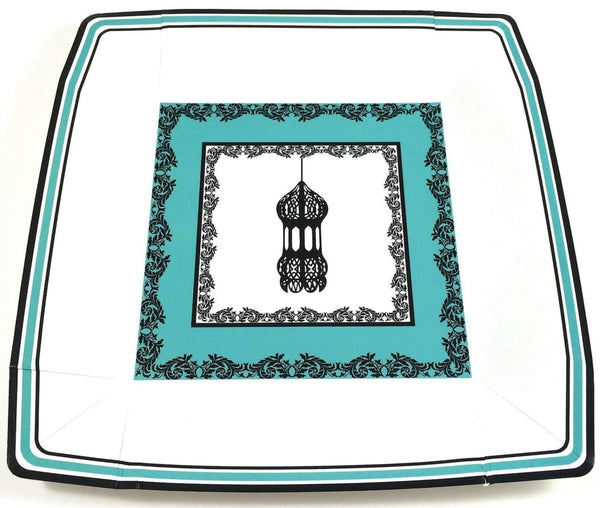 Lantern Dinner Plate 10.5 - Tableware - Eid Creations