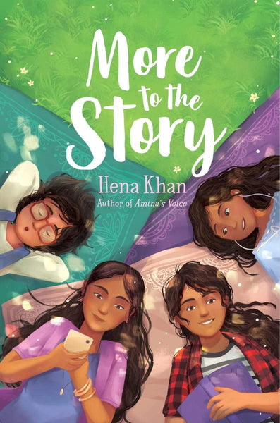 More to the Story - Hardcover - Childrens Books - Hena Khan