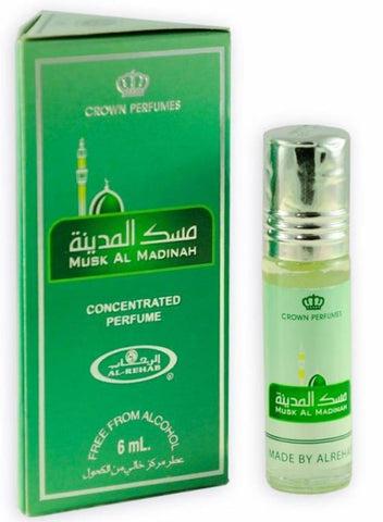 Musk Al Madinah - Fragrances - Al-Rehab