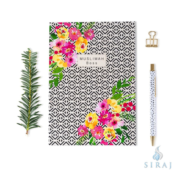 Muslimah Boss Notebook - Notebooks - Islamic Moments