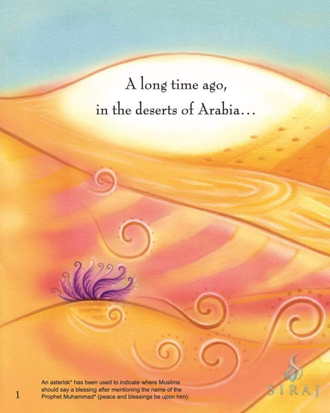 My First Book About Prophet Muhammad: Teachings For Toddlers And Young Children - Childrens Books - The Islamic Foundation