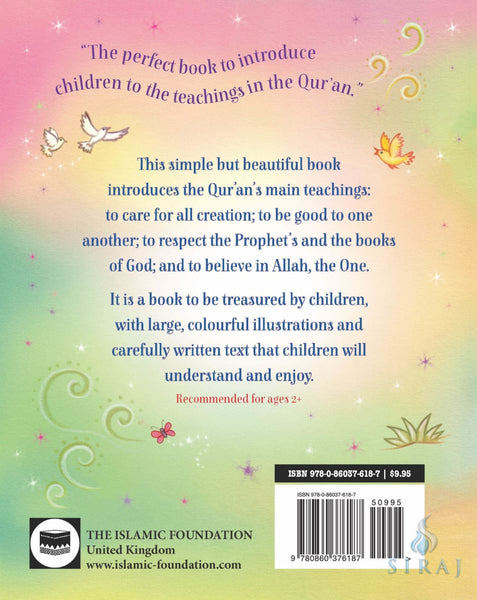 My First Book about the Quran - Childrens Books - The Islamic Foundation