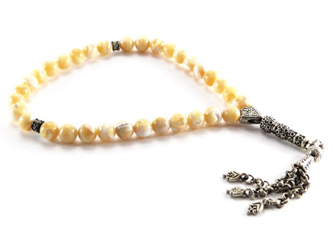 Pearl Tesbih - Prayer Beads - Siraj