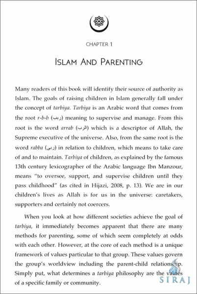 Positive Parenting In The Muslim Home - Islamic Books - Izza Publishing