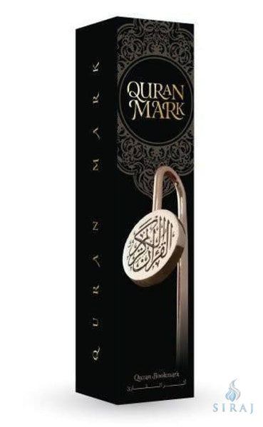 Quran Mark Gold - Bookmarks - Learning Roots
