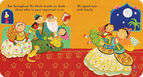 Ramadan (Celebrate the World) - Childrens Books - Little Simon
