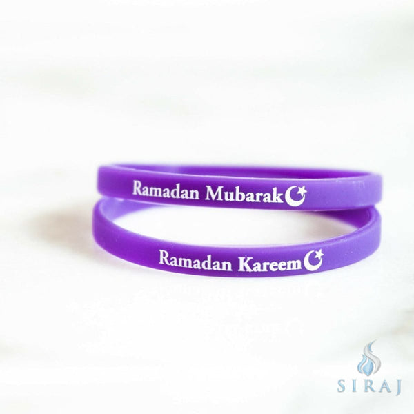 Ramadan Wrist Band Favors - Party Favors - With A Spin