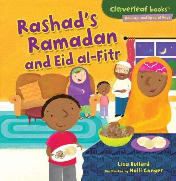 Rashads Ramadan and Eid Al-Fitr - Childrens Books - Millbrook Press