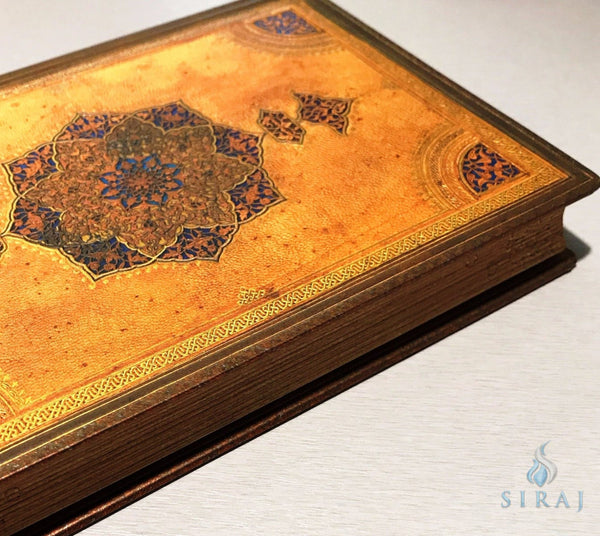 Safavid Journal - Midi Signature Edition - Journal - Siraj