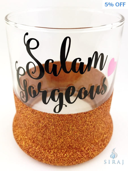 Salam Gorgeous Organizer - Copper Pearl - Organizer - House Of Sparkle