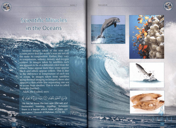 Scientific Miracles In The Oceans & Animals - Islamic Books - Dar-us-Salam Publishers