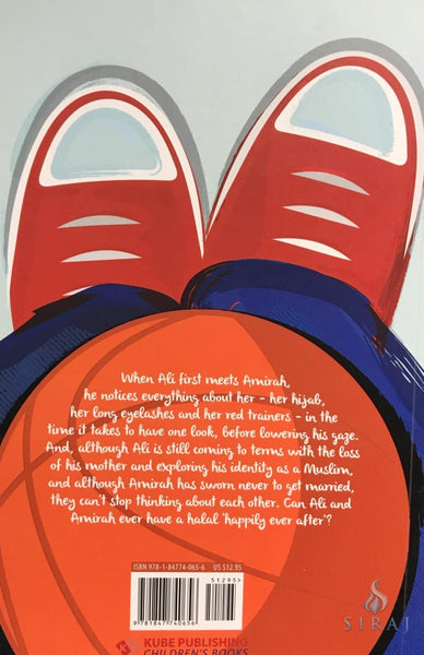She Wore Red Trainers: A Muslim Love Story - Childrens Books - Naima Robert
