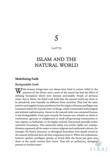 Signs on the Earth: Islam Modernity and the Climate Crisis - Paperback - Islamic Books - Kube Publishing
