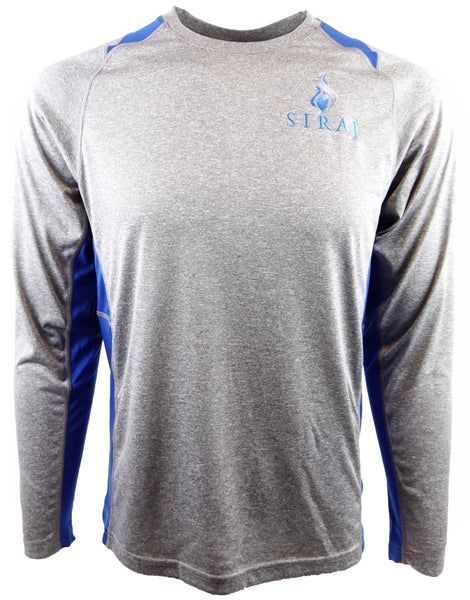 Siraj Athletic Long Sleeve Shirt - Clothing - Siraj