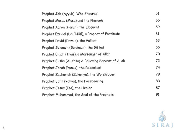 Stories Of The Prophets In The Holy Quran - Coloring Book - Children's Books - Tughra Books