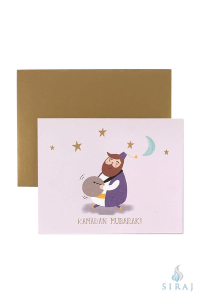 Sweet Drummer - Greeting Cards - Hello Holy Days