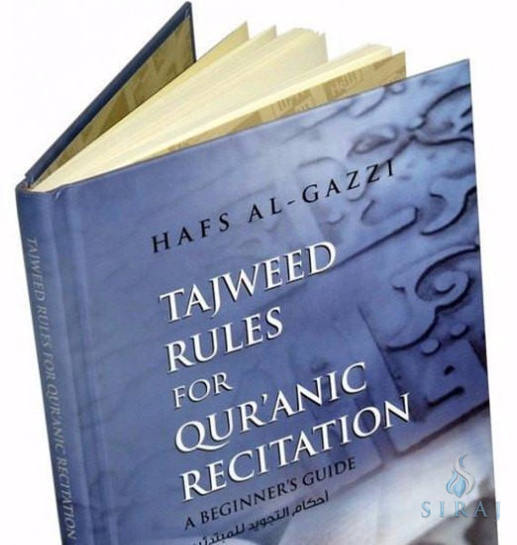 Tajweed Rules for Quranic Recitation: A Beginners Guide - Islamic Books - IIPH