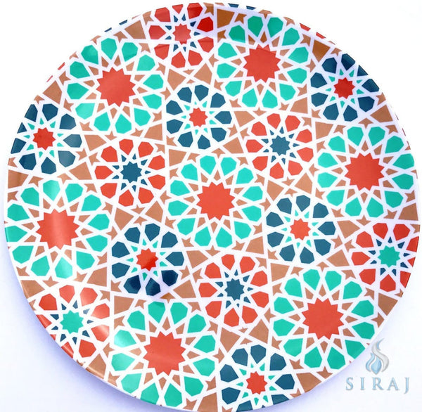 Tangier Dinner Plate 10 - Tableware - Eid Creations