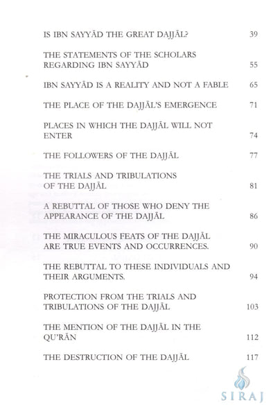 The Dajjal and the Return Of Jesus - Islamic Books - Dar As-Sunnah Publishers